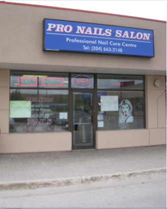 Pro Nails Salon, 1565 Regent Ave West  Unit 2, Winnipeg, MB, R2C3B3, canada